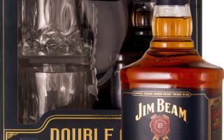 Jim Beam Double Oak отзывы и оценка