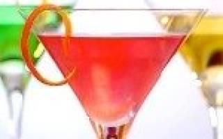 Домашние коктейли с водкой – 10 лучших рецептов
