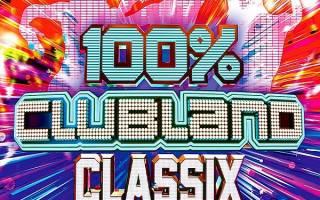 100% Clubland Classix (2019) скачать бесплатно и без регистрации