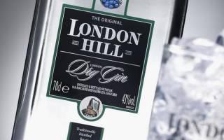 Обзор джина Лондон