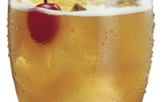 Рецепт коктейля Виски сауэр (Whiskey Sour cocktail) — Мир коктейлей для настоящих гурманов