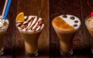 Кофейные коктейли – 10 лучших алкогольных рецептов
