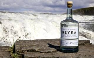 Водка Рейка и ее особенности