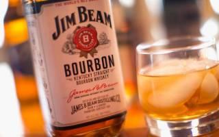 Виски Jim Beam: описание, производитель, отзывы