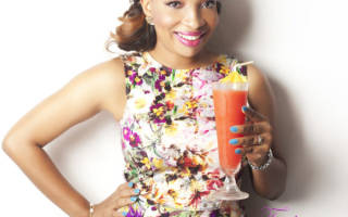 Cocktail Hour with Elles Icebox: Watermelon Mojito — Sangria Special, BellaNaija