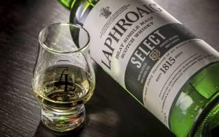 Виски Лафройг (Laphroaig): история, обзор вкуса и видов