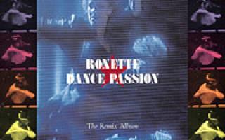 Танец страсти — Dance Passion