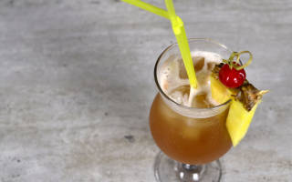 Тропический коктейль — Плантаторский пунш