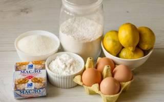 Рецепт лимонного пирога с меренгой на Вкусном Блоге