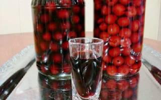 Вишневый ром — домашний вкуснейший напиток по рецепту бармена ресторана! Оооочень вкусно!