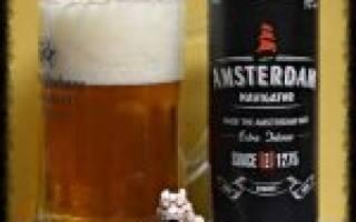 Пиво Амстердам Навигатор (Amsterdam Navigator) – описание