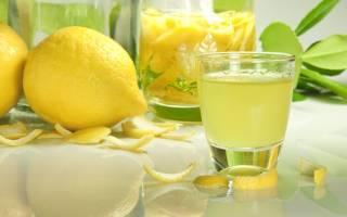 Лимончелло: состав, рецепты приготовления ликера