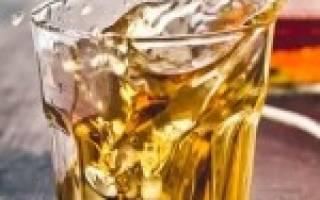 Виски с медом в коктейлях и как отдельный напиток