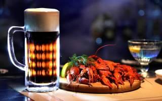 Как вкусно сварить раков к пиву