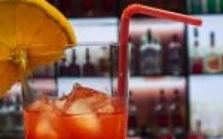 Текила Санрайз – рецепт, состав и пропорции коктейля