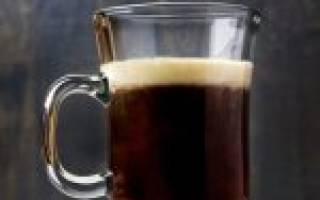 Ирландский кофе (кофе по-ирландски) – рецепт коктейля