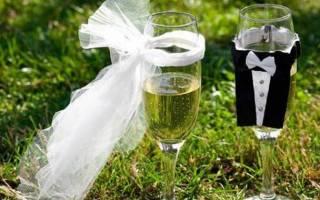 Расчет алкоголя на свадьбу для конкретных случаев
