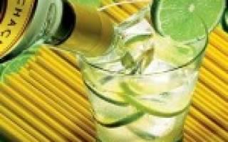 Коктейль Кайпиринья – рецепт, состав и приготовление в домашних условиях