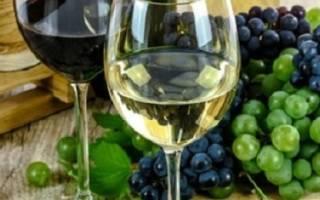 Как влияет на организма безалкогольное белое и красное вино