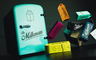 Американская жидкость MILKMAN — Premium clone