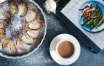 Идеальный яблочный пирог с кардамоном — Editors and Beauty