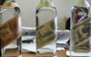 Как правильно дегустировать водку — Афиша Daily