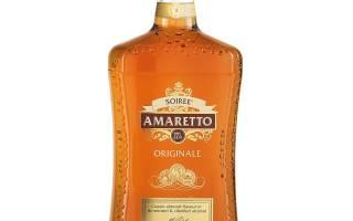 Амаретто с абрикосовый вкусом, характеристики напитка и виды