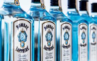 Джин Бомбей сапфир – история, сколько градусов, состав, как пить и как отличить подделку
