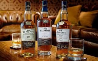Виски Гленливет: история, обзор вкуса и видов, интересные факты