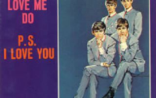 История песни Love Me Do группы The Beatles
