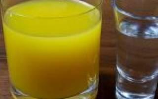 Водка с соком – рецепт и пропорции смешивания