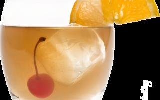 Коктейль Виски Сауэр (Whiskey Sour)