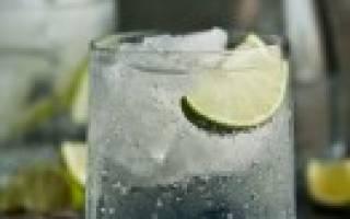 Идеальный Джин-тоник (G — T) – секреты приготовления коктейля
