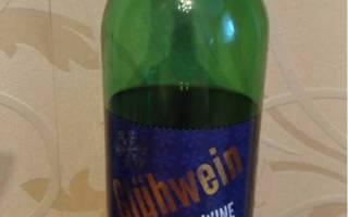 Отзыв о Глинтвейн Peter Mertes Mulled Wine, приятный зимний напиток