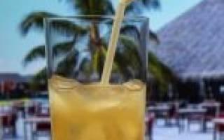 Коктейль «Секс на пляже»: состав, классический рецепт, видео