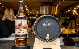 Виски Фэймос Граус: история, обзор вкуса и видов как отличить подделку