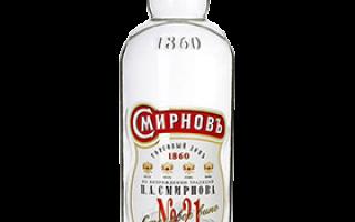 Коктейль Московский мул (упрямец) (Moscow Mule)