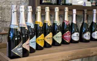 Шампанское Абрау Дюрсо: обзор вкуса и видов как отличить подделку