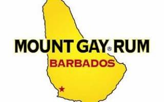Ром Mount Gay