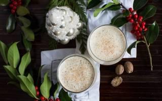 Готовим эгг ног – два рецепта рождественской вкусняшки