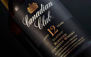 Виски Канадиан Клаб (Canadian Club): история, обзор вкуса и видов