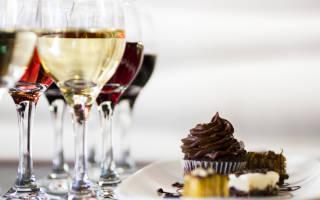 Как правильно подобрать вино к еде — Статьи на