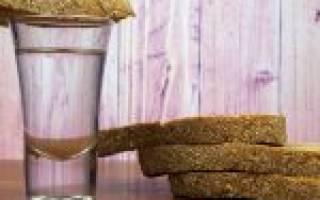 Хлебная водка – понятие и классический рецепт напитка