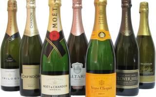 Изысканное французское шампанское