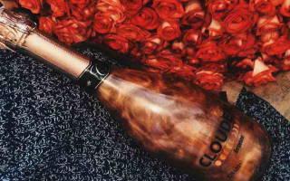 Обзор шампанского Cloudem