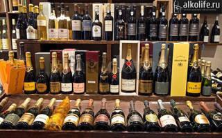 Сорта и виды шампанского: по цвету и производителю