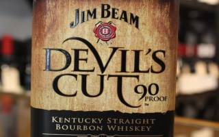 Обзор виски Jim Beam Devil — s Cut