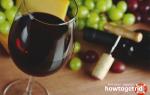 Красное вино — польза и вред для здоровья организма