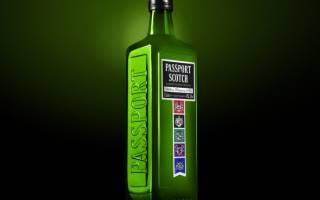 Виски Паспорт Скотч: история и обзор напитка