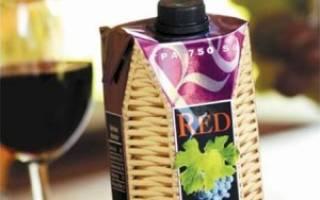Вино в коробках — покупать или нет?
